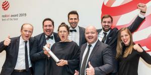 GROHE'ye Red Dot: Yılın Markası ödülü…