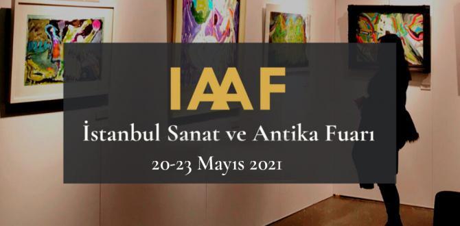 IAAF Istanbul Art & Antique Fair