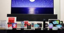 LG Electronics CES'te aldığı ödüllerle rekor kırdı…