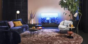 Yapay zeka destekli Philips OLED805/855 TV'ler görüntü kalitesini en üst seviyeye taşıyor…