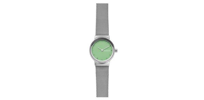 Skagen ile stilinize yeşil dokunuş…