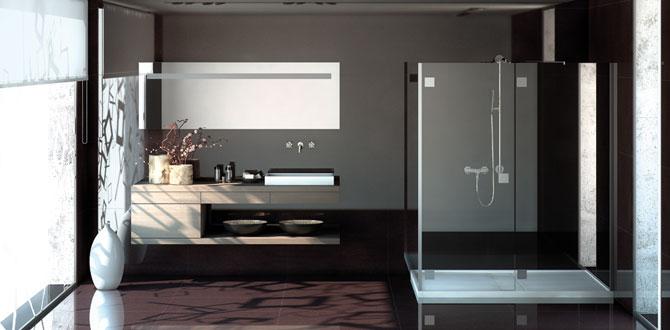 Banyolarda estetik ve işlevsellikle birlikte güvenliği de artırın…