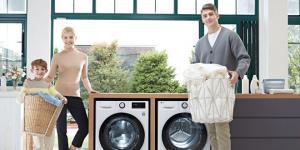 LG'den çamaşır makineleri için dijital kılavuz…
