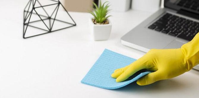 Elektronik cihazlarınızın temizliğini ihmal etmeyin…