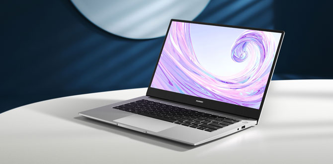HUAWEI MateBook D 14, Türkiye'de satışa sunuluyor…