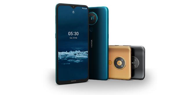Yeni 5G'li Nokia 8.3 ile 4 yeni Nokia telefon tanıtıldı…
