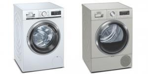 Siemens akıllı çamaşır ve kurutma makineleri alışkanlıkları değiştiriyor…