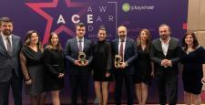 Yataş, Mükemmel Müşteri Memnuniyeti Başarı Ödülleri'nde iki ödüle layık görüldü…
