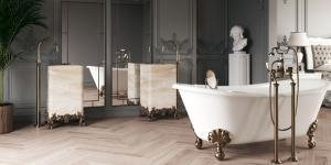 Banyolarda modern tasarım çağı…