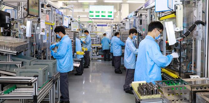 Bosch, koronavirüs krizinde kendisini hem teknolojik inovasyonlara hem de iklim eylemine adadı…