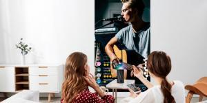 Acer projektörler evde kalırken en keyifli anlara eşlik ediyor…