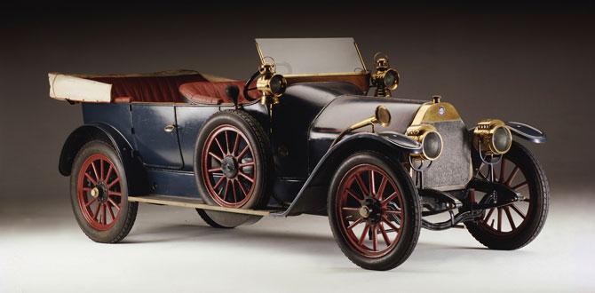 Alfa Romeo efsanesi24 HP modeliyle başladı…