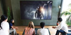 TV keyfinizi LG büyük ekrana taşıyın…