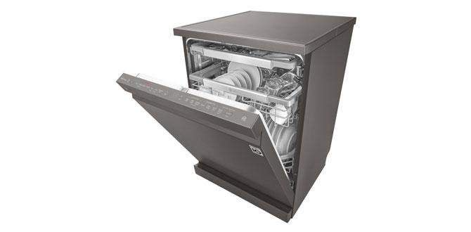 LG QuadWash teknolojisi ile tek seferde temizlik…