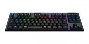 Logitech G915 TKL mekanik oyuncu klavyesini tanıttı…