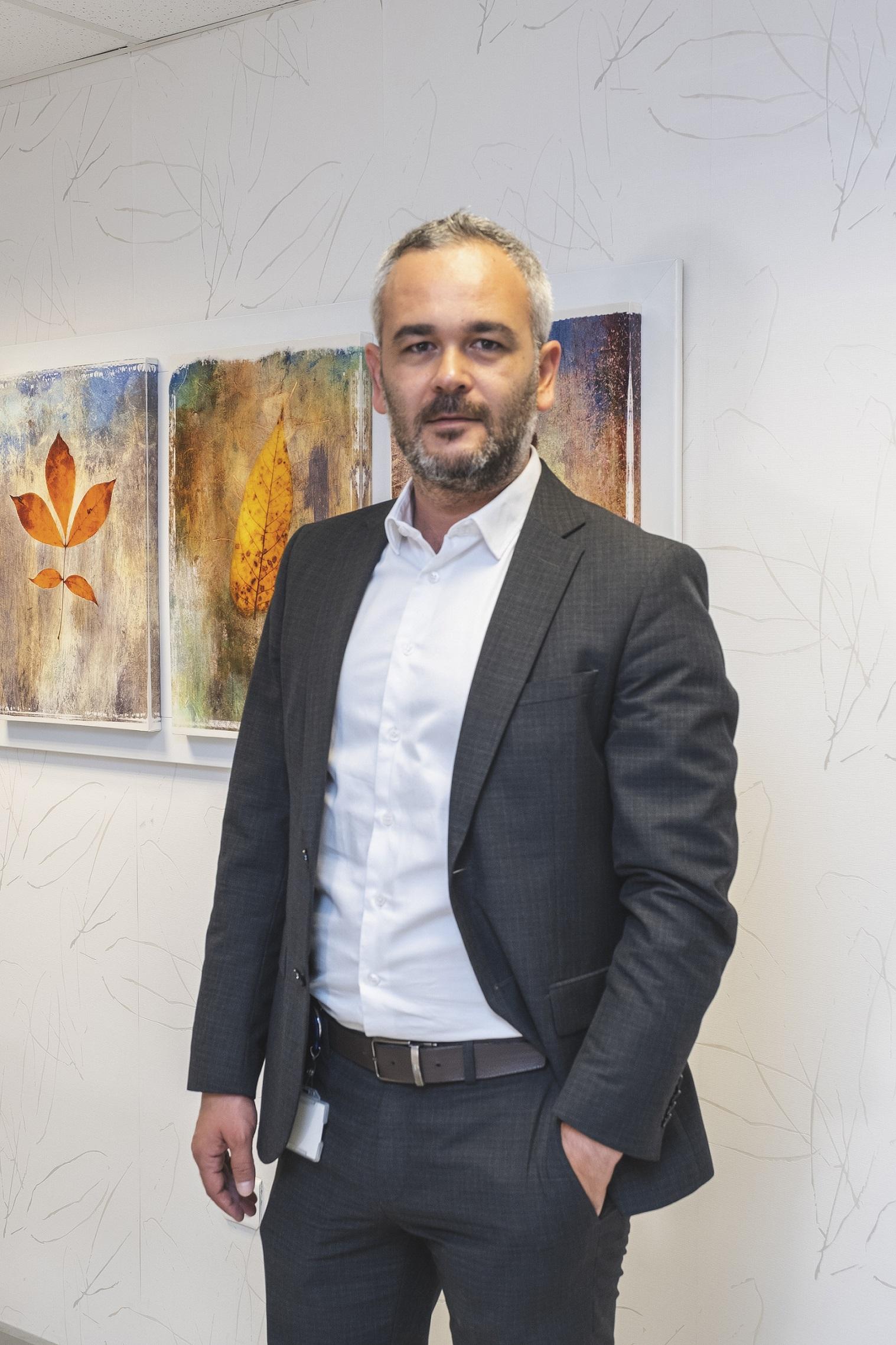 Rockwell Automation Türkiye Endüstriyel Servisler Ülke Müdürü Arif Çınarlı