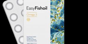 """EasyFishOil'in Kalitesi """"GOED Gururlu Üyesi"""" Logosu ile Tescillendi"""