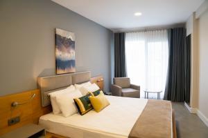 Beach Plus-yatak odası