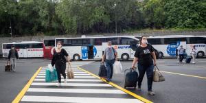 Türkiye'nin 81 ili aktarmalı otobüs seferleriyle birbirine bağlanıyor