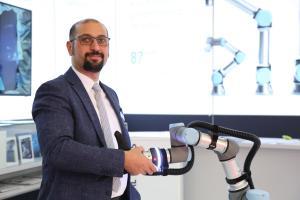 Universal Robots Türkiye ve MEA Ülke Müdürü Kandan Özgür Gök