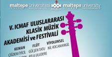 ICMAF Uluslararası Klasik Müzik Akademisi ve Festivali Bodrum'da düzenleniyor