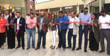 Novada Edremit Alışveriş ve Yaşam Merkezi'nin II. fazı açıldı
