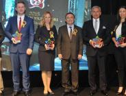 Kimya ihracatının yıldızı 113 firmaya ödül verildi