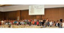 Kastamonu Entegre, Kayserili ustaları parke eğitiminde ağırladı