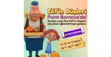 Point Bornova'da Ekim ayında eğlence bitmiyor!