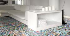 Laminate flooring is becoming increasingly versatile