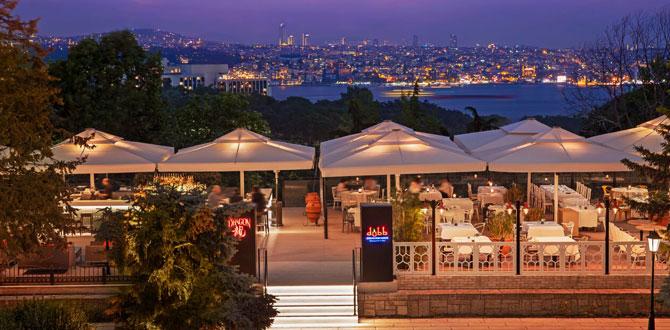 Hilton İstanbul Bosphorus'tan yaz akşamları için birbirinden keyifli alternatifler…