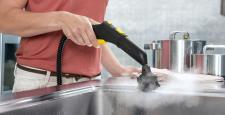 Yazın artan bakterilerden buharlı temizlikle kurtulun…