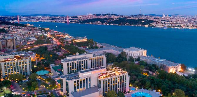 Swissôtel The Bosphorus, İstanbul 30. yılını kutluyor