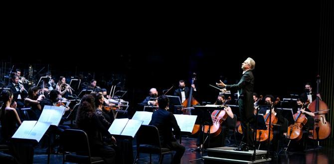 TRT Filarmoni Orkestrası'nın İlk Konseri Yarın İzleyiciyle Buluşuyor
